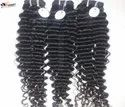 Indian Hair Wholesale Curly Machine Wefts