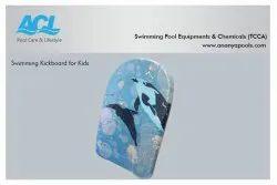 Colorful Fish Design Swim Kickboard