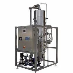 Electric 500 kg/hr Stainless Steel Pure Steam Generator