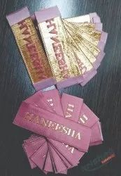 Personalized sewing labels for clothing