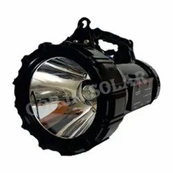 Oorja Solar ABS 10 W Dragon LED Searchlight, For Security Purpose