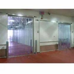 Freezer Pvc Strip Curtains