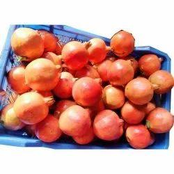 B Grade Fresh Organic Pomegranate, 100% Rich, Loose