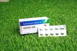 Azisat 250 mg Azithromycin Tablets