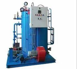 Oil Fired 3000 kg/hr Steam Boiler, Non IBR