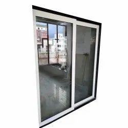 Grey Multi Panel UPVC Door, For Home, Interior