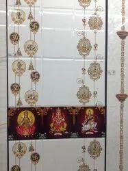 Pooja Room wall tiles