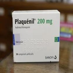 Plaquenil (Hydroxychloroquine 200 Mg)