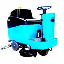 Ride On Scrubber Dryer Machine