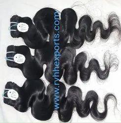 Raw Indian Body Wave Human Hair