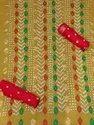 Designer Bandhani Suit Material