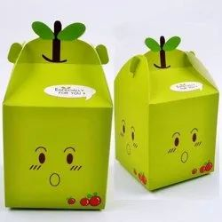 Vegetables And Fruits Packaging Boxes