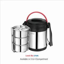 Insulated Lunch Box -Spark