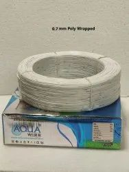 0.7 mm Poly Wrapped Submersible Winding Wire