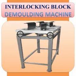 Interlocking Block Demoulding Machine