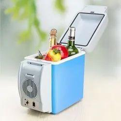 Mini Portable 12V Car Fridge Refrigerator Cooler And Warmer (7.5 L)
