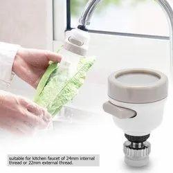 Kitchen Faucet Plastic Adjustable Tap