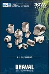 SS IC Pipe Fittings for Oxygen Plant