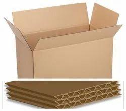 7 Ply Plain Corrugated Box