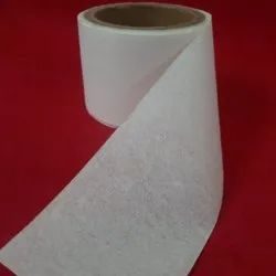 Cotton Plain Airlaid/Tissue, For Sanitary Pad,Facial Tissue, Size: Roll Form