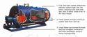 Oil & Gas Fired 1 TPH Steam Boiler IBR Approved