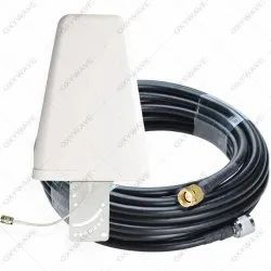 Oxywave Outdoor LPDA Antenna With SMA Male To N Male Connector Cable