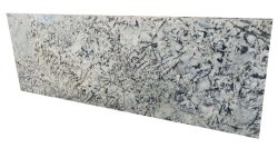 White Polished Floor Granite Slab, For Flooring, Thickness: 18 mm