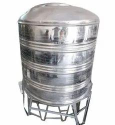 Stainless Steel Water Storage Tank