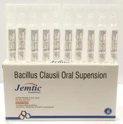 Bacillus Clausii Spores Suspension 5ml