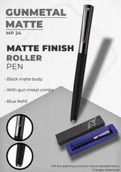 Matte Finish Roller Pen Gunmetal