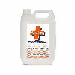 Savlon Fresh Hand Sanitizer Liquid 5Ltr
