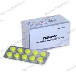 Tadapox 80 Mg Tablets