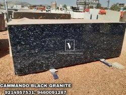 Black Commando Granite