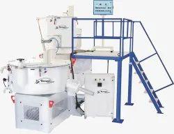 High Speed Heater Cooler Mixer Machine