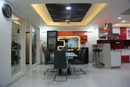 Commercial Office Interior Designing Service