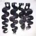 Natural Remy Cuticle Aligned Indian Human Hair