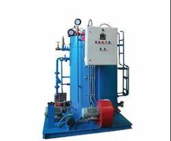 Oil Fired 1500 kg/hr Steam Boiler, Non IBR
