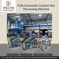 Automatic Cashew Machine