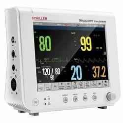 Schiller Truscope Touch Mini Multi Parameter Patient Monitor