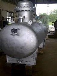 Oil & Gas Fired 500 kg/hr Steam Generator