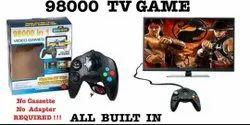 98000电视游戏玩具,控制器:有线