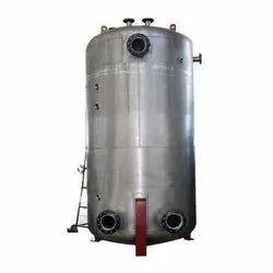 Oil & Gas Fired 980 kg/hr Vertical Steam Boiler
