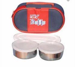 Zipper Pouch Lunch  Box Set