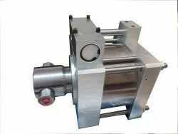 Hydraulic Pressure Booster Pumps - 2000 Bar