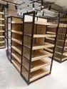 Wooden Retail Racks