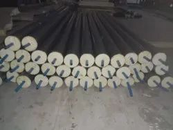 Insulated Puf Pipe Section
