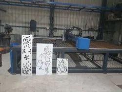 Automatic CNC Jaali Cutting Machine