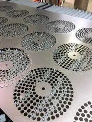 Aluminum Laser Cutting Service, in Gujarat
