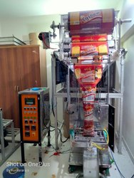 Cashew Nut Packing Machine