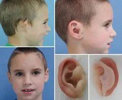 Artificial Silicone Ear